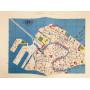 Венеция: внутри и снаружи. 175 цветных иллюстраций. 8 планов. С картой Венеции 1:10000. 2000 г.